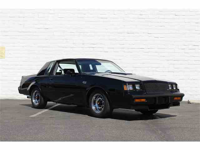 1987 Buick Grand National | 886682