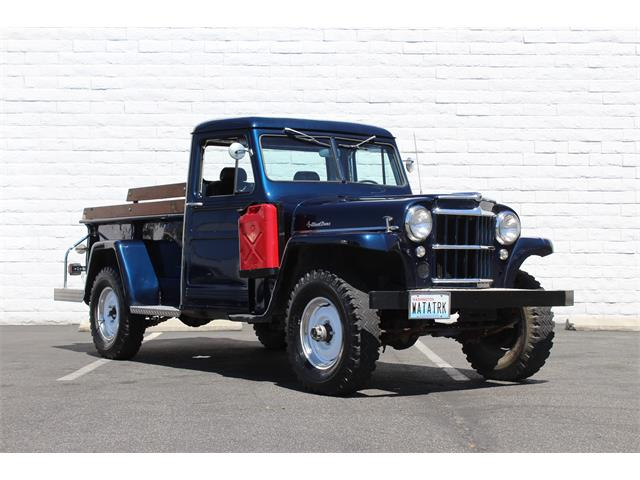 1961 Willys Pickup | 886685