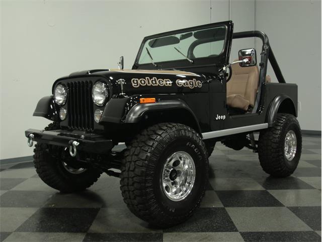 1985 Jeep CJ7 | 886688
