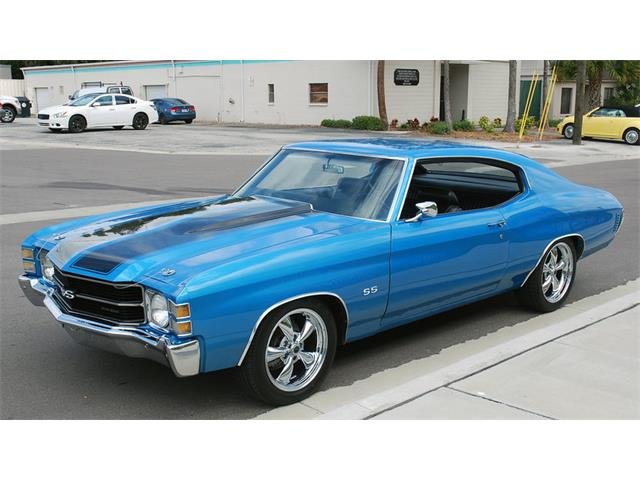 1971 Chevrolet Chevelle | 880669