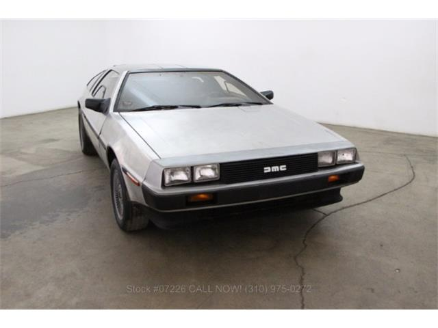 1981 DeLorean DMC-12 | 886691