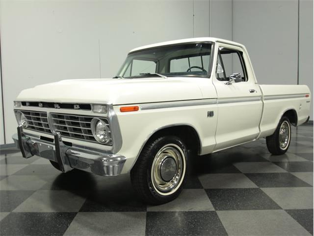 1973 Ford F100 | 886698
