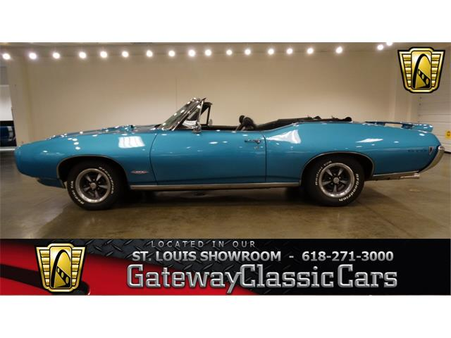 1968 Pontiac GTO | 886701