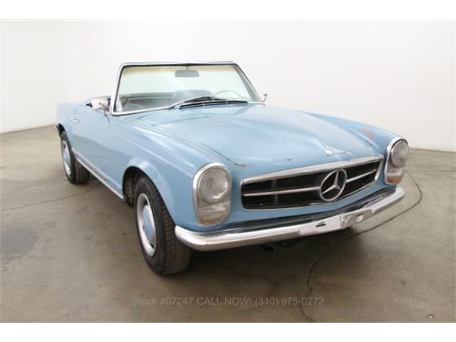 1967 Mercedes-Benz 230SL | 886703
