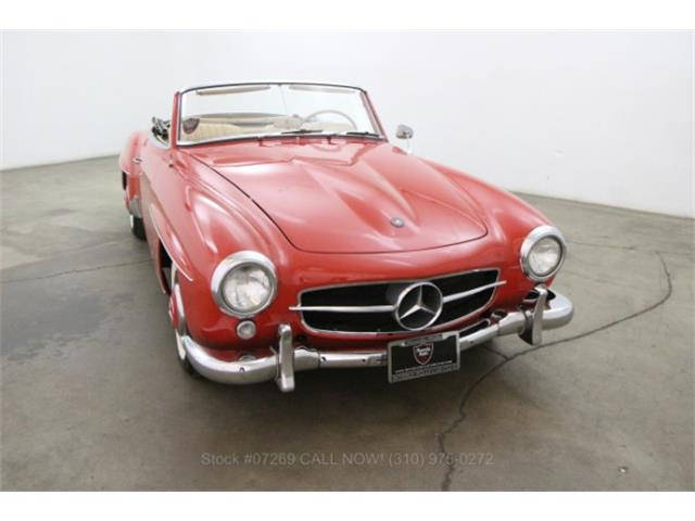 1956 Mercedes-Benz 190SL | 886705
