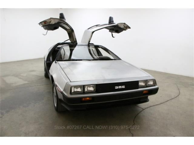 1981 DeLorean DMC-12 | 886706