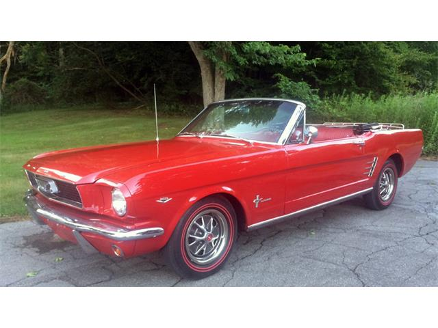 1966 Ford Mustang | 880671
