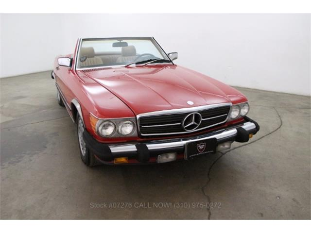 1987 Mercedes-Benz 560SL | 886711