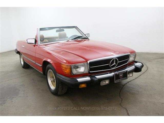 1984 Mercedes-Benz 380SL | 886712