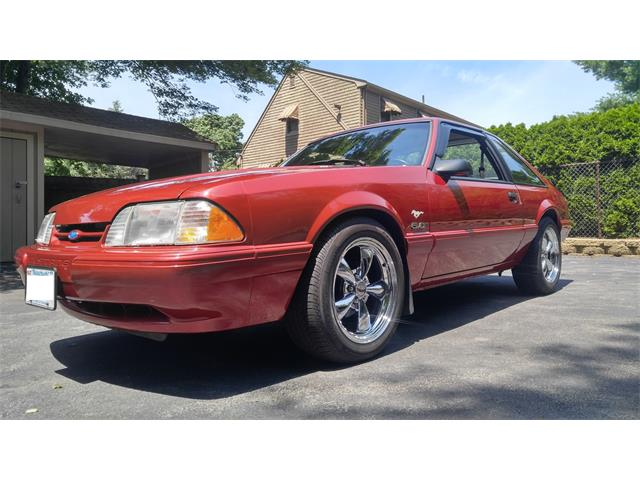 1993 Ford Mustang | 886718