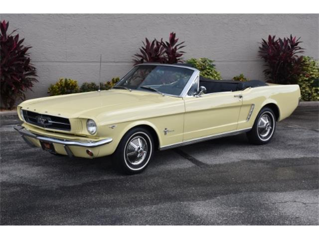 1965 Ford Mustang | 886722