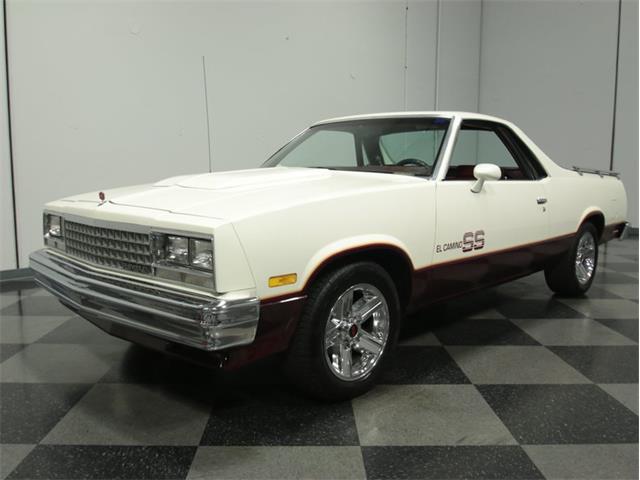 1984 Chevrolet El Camino SS | 886725