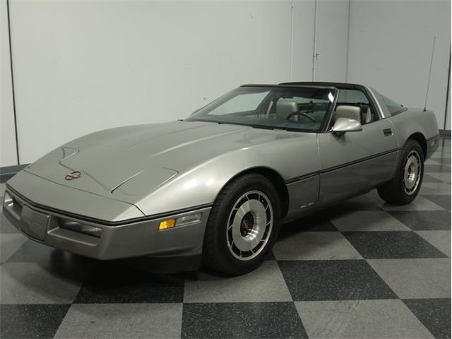 1985 Chevrolet Corvette L-98 | 886726