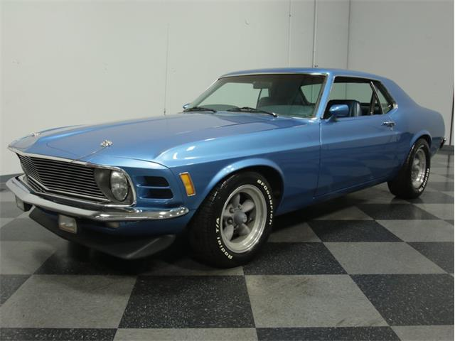 1970 Ford Mustang | 886727