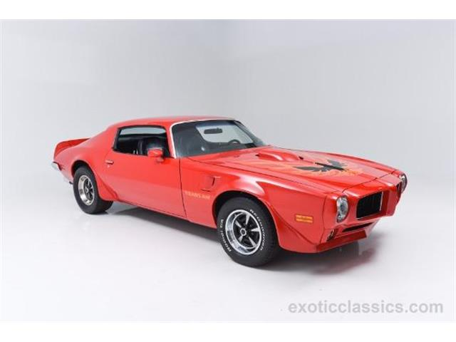 1973 Pontiac Firebird Trans Am | 886732