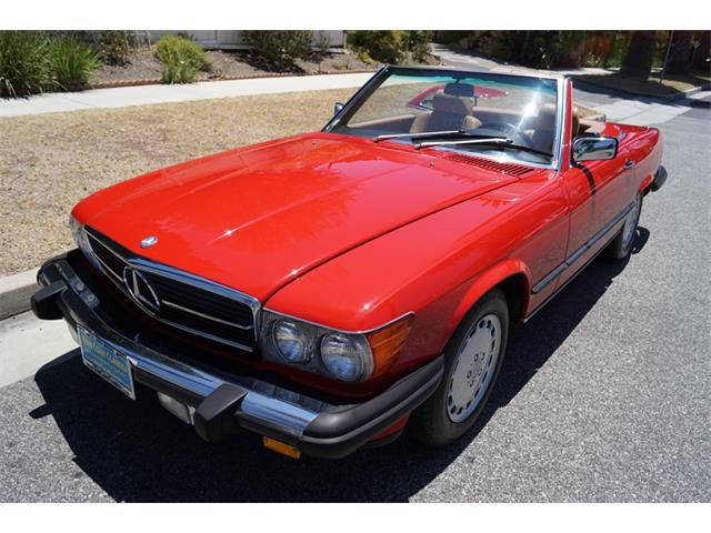 1988 Mercedes-Benz 560SL | 886735