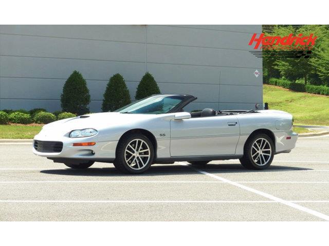 2002 Chevrolet Camaro | 886749