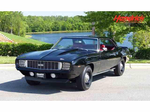 1969 Chevrolet Camaro | 886752