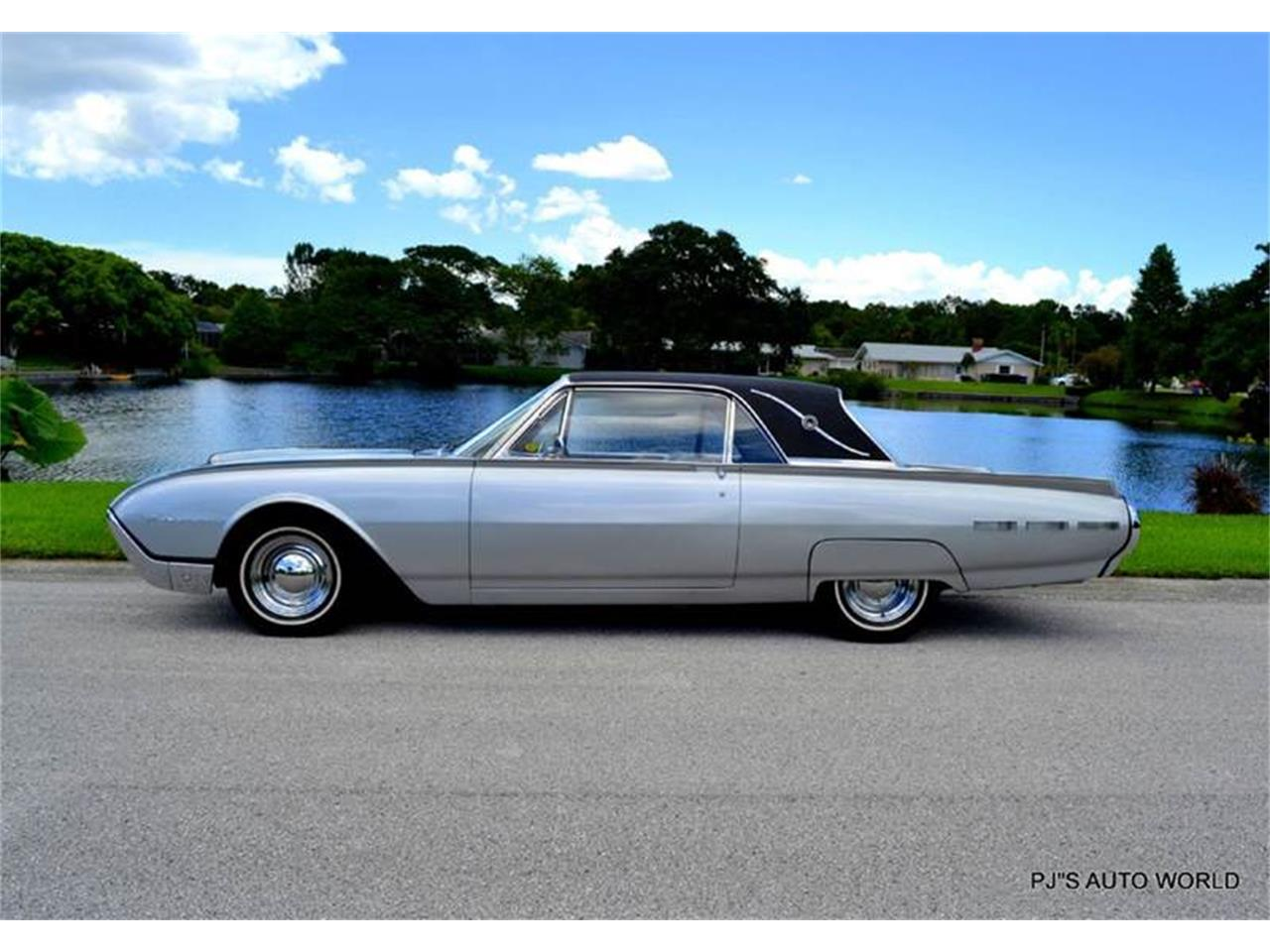 1962 ford thunderbird for sale cc 886759. Cars Review. Best American Auto & Cars Review