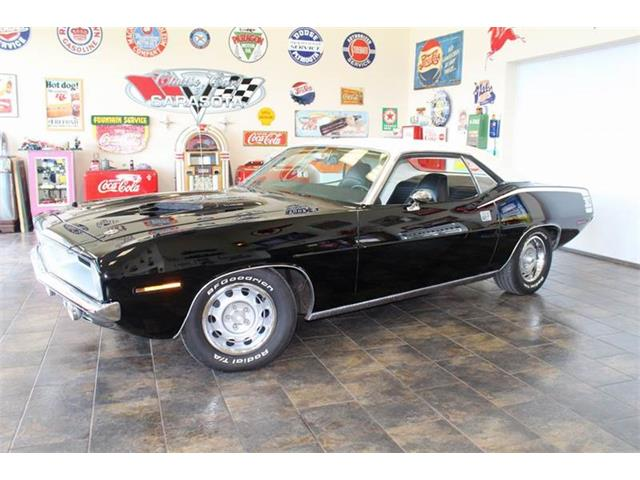 1970 Plymouth Barracuda | 886764