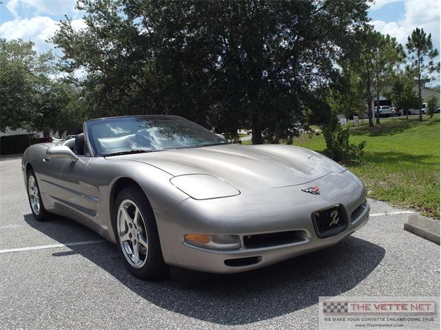 2000 Chevrolet Corvette | 886769