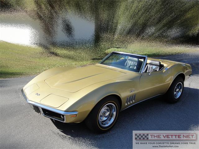 1969 Chevrolet Corvette | 886771