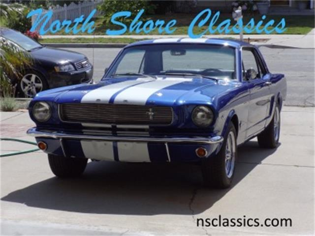 1966 Ford Mustang | 886773