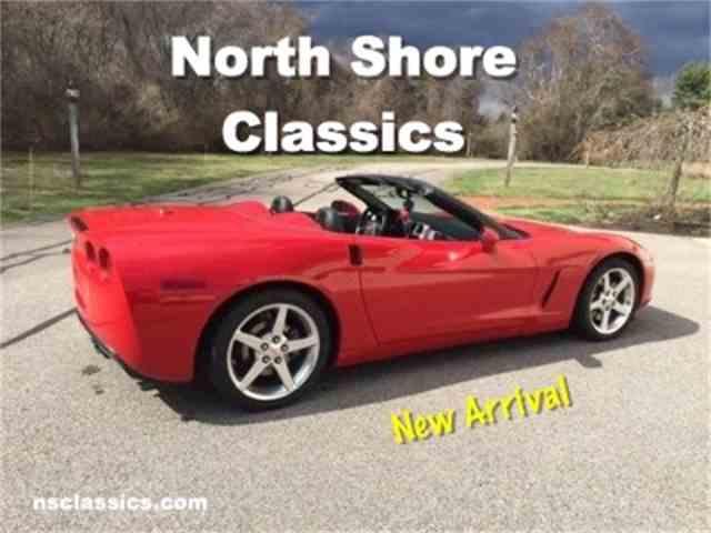 2005 Chevrolet Corvette | 886776