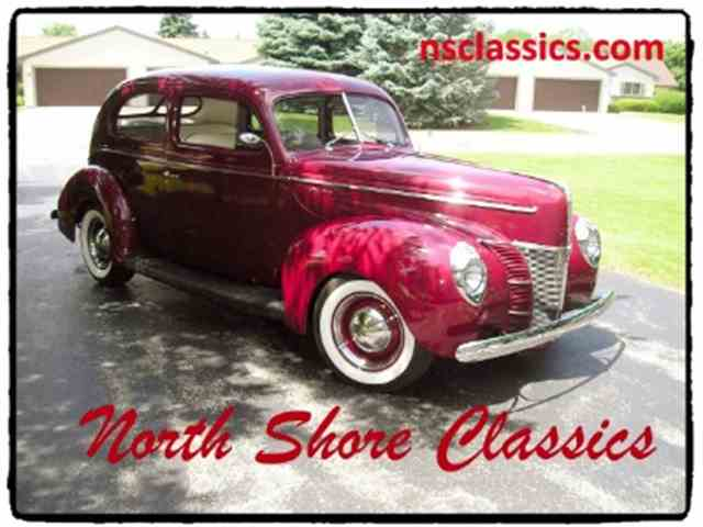 1940 Ford Deluxe | 886780
