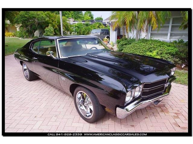 1970 Chevrolet Chevelle | 886782