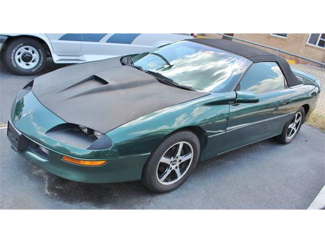 1995 Chevrolet Camaro | 886785