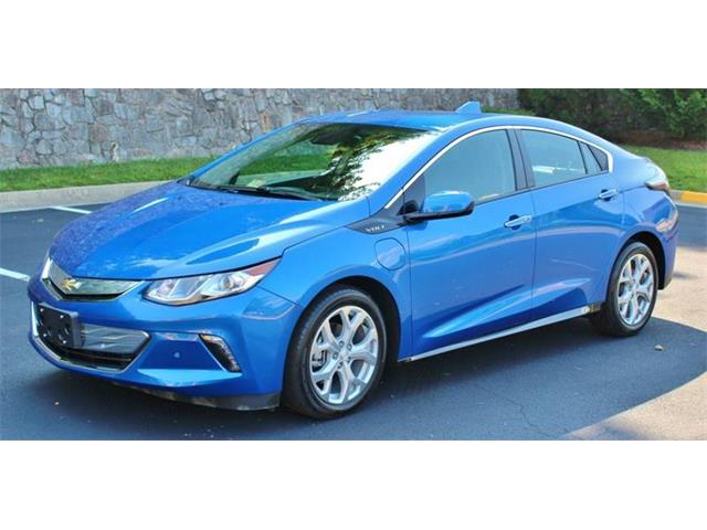 2016 Chevrolet Volt | 886786