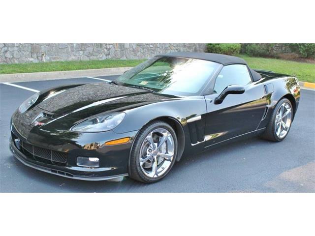 2010 Chevrolet Corvette | 886787