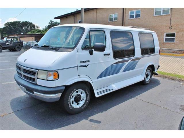 1994 Dodge Ram Van | 886788