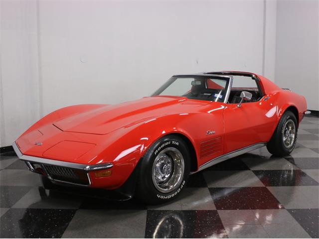 1972 Chevrolet Corvette | 886793