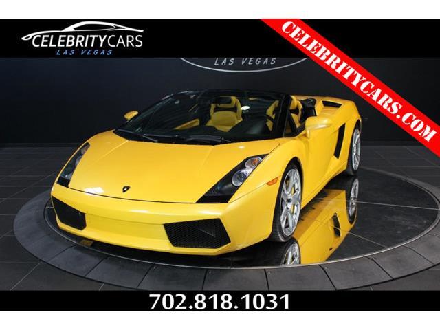 2008 Lamborghini Gallardo | 886796
