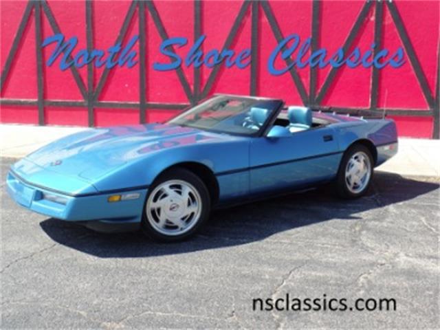 1989 Chevrolet Corvette | 886799