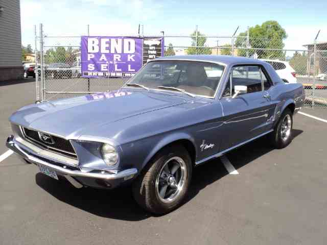 1968 Ford Mustang | 886803