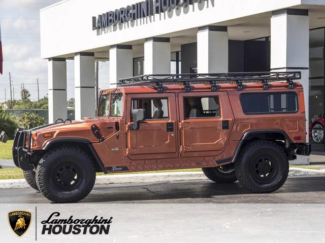 2002 HUMMER H1 Wagon 10th Anniversary | 886807
