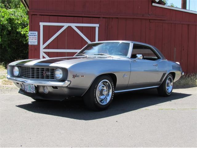 1969 Chevrolet Camaro | 880681