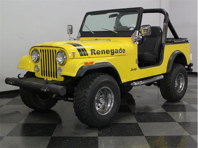 1981 Jeep CJ7 | 886810