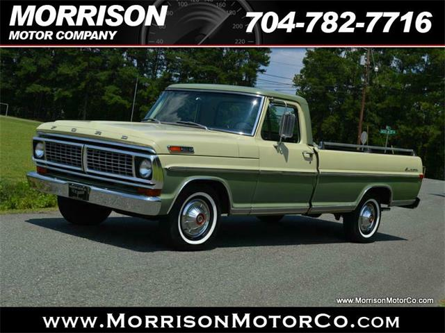 1970 Ford F100 | 886812