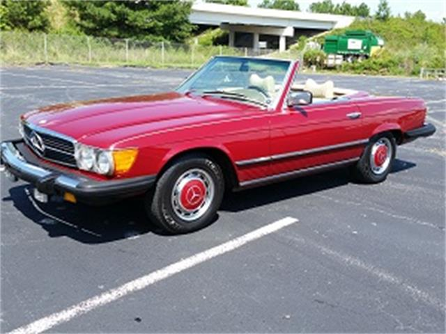 1976 Mercedes-Benz 450SL | 886814