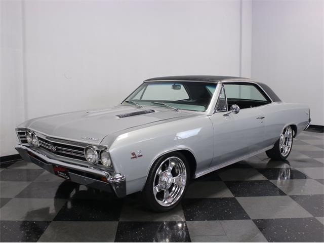 1967 Chevrolet Chevelle | 886817