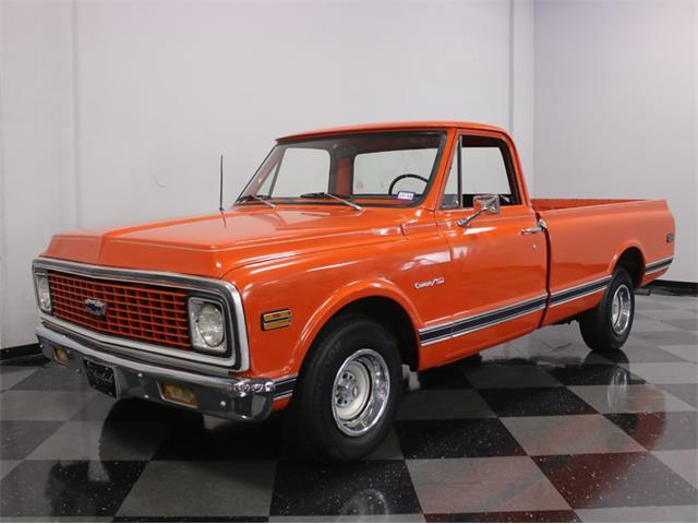 1972 Chevrolet C/K 10 | 886820