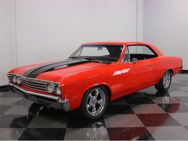 1967 Chevrolet Chevelle | 886824