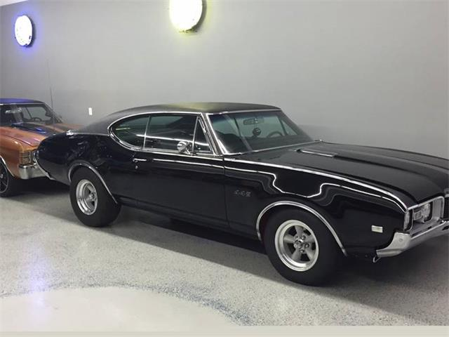 1968 Oldsmobile 442 | 886833
