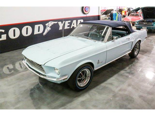 1968 Ford Mustang | 886847