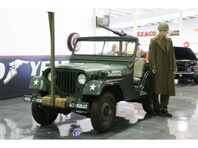 1955 Jeep Willys | 886848