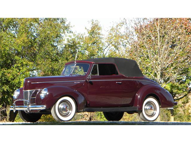 1940 Ford Deluxe | 886856